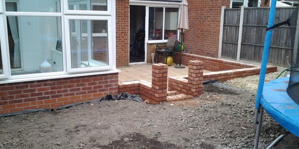 SPApaving landscaping worcester - artificial turf