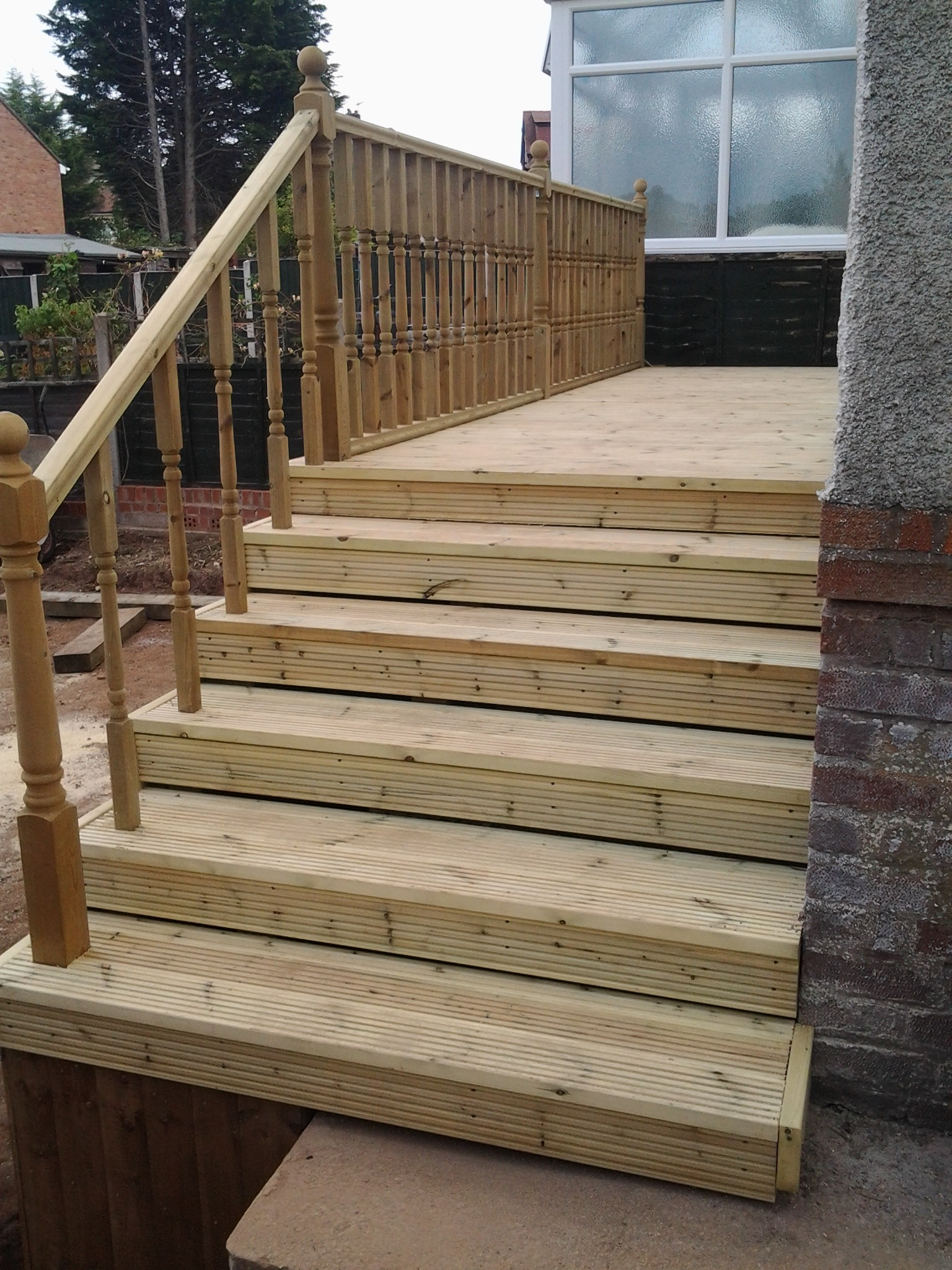 SPApaving landscaping decking worcester