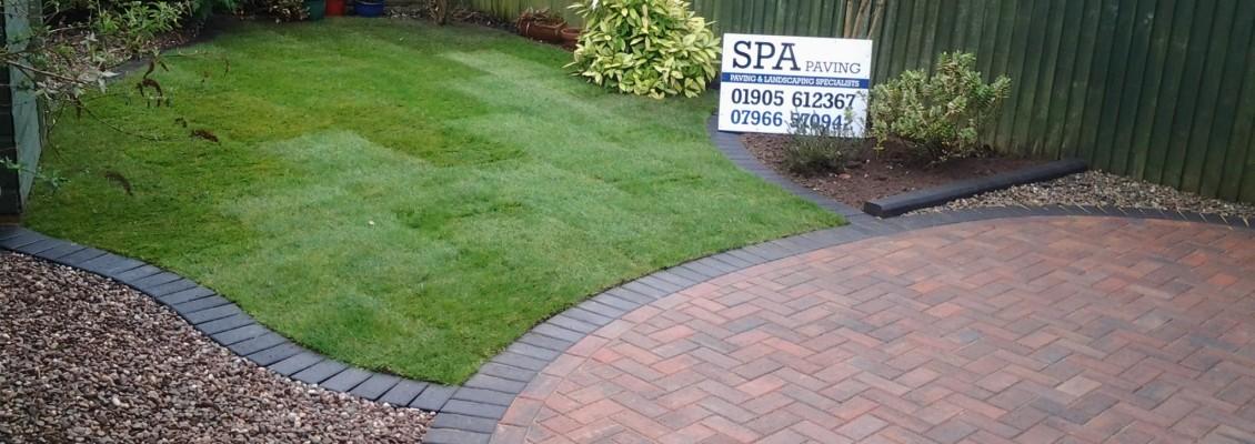 SPApaving landscaping worcester