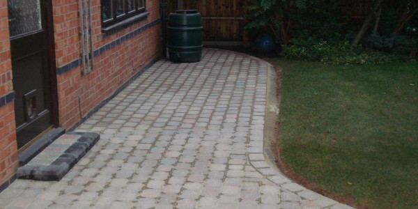 SPApaving - paved patio worcester