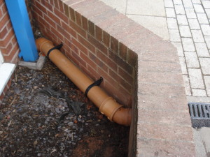 Drainage project - Commercial school flood prevention
